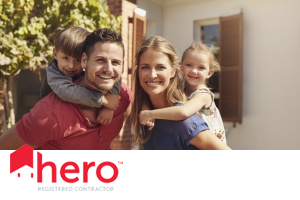 Hero financing option through Sol Reliable in California