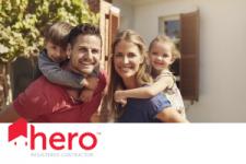 Hero financing option through Sol Reliable in California