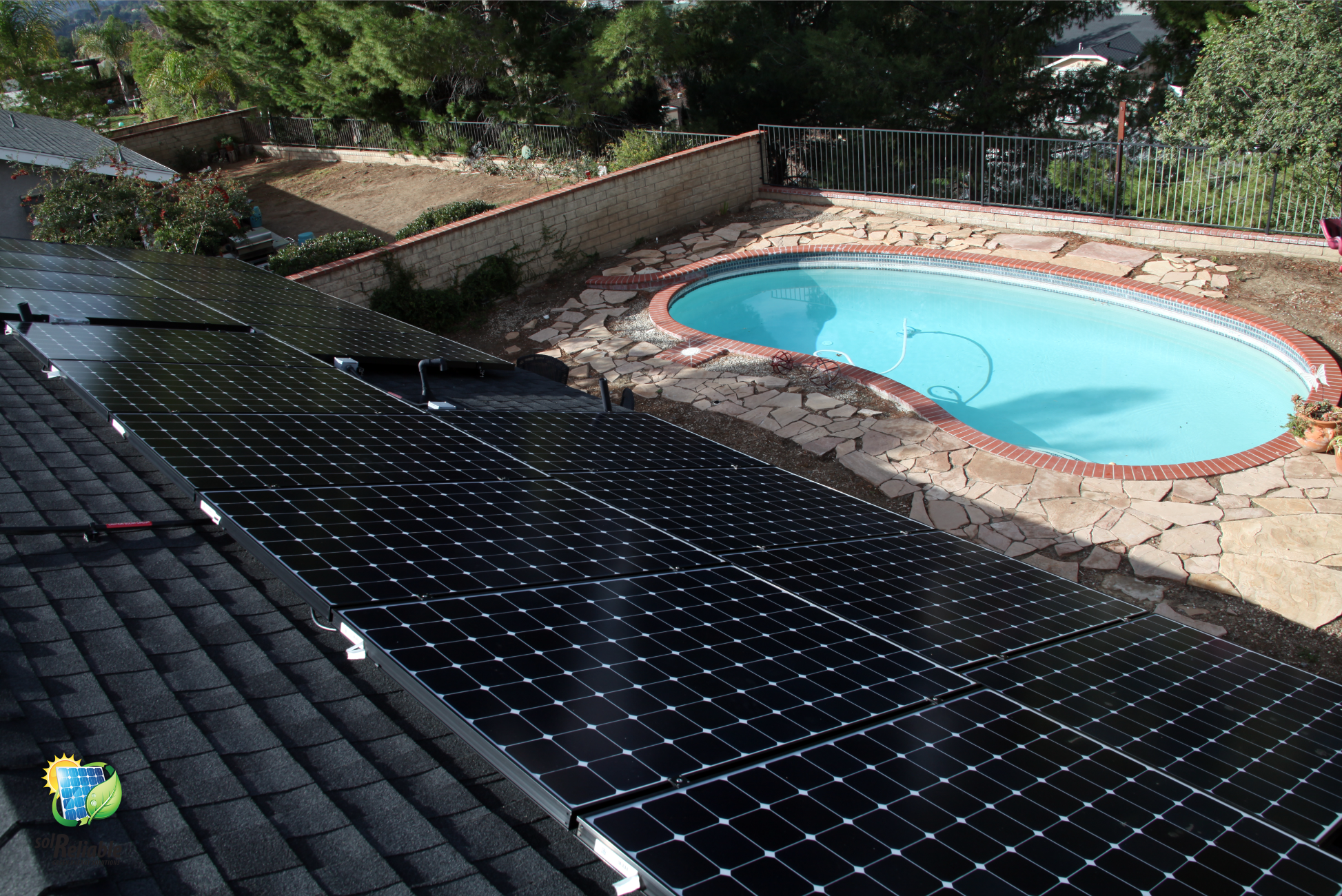 CoolPV & Thermopool 2, SolReliable, CA