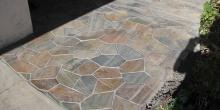 Concrete Varied Tiles