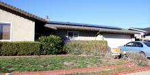 North Hills Solar 1, SolReliable, CA