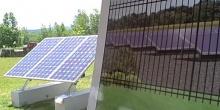 Solar Panel Ground Installation