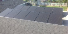 Suburban Solar Panels