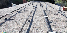 Owens Solar on Gravel 1, SolReliable, CA