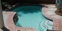Pool Above View
