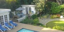 Pool, Deck, and Yard