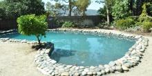 Pool Rock Enclosure
