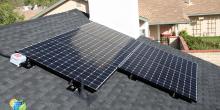 Santa Clarita Solar 2, SolReliable, CA