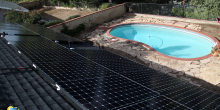 Santa Clarita Solar 3, SolReliable, CA