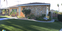 Mission Hills Solar & Artificial Grass 2, SolReliable, CA