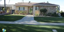 Mission Hills Solar & Artificial Grass 10, SolReliable, CA