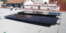 Mendaley Drive Solar 1, SolReliable, CA