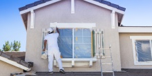 Heat-Resistant Exterior Wall Paint SolReliable
