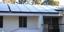 Woodland Hills Solar 4, SolReliable, CA