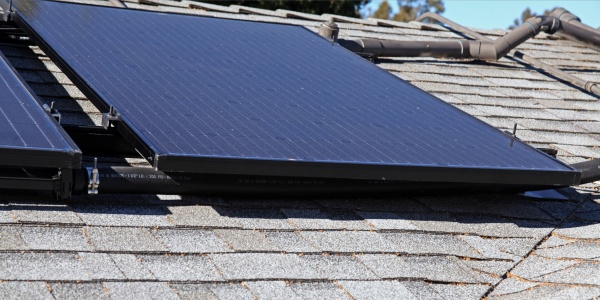 Cool PV solar system installed by Sol Reliable in California