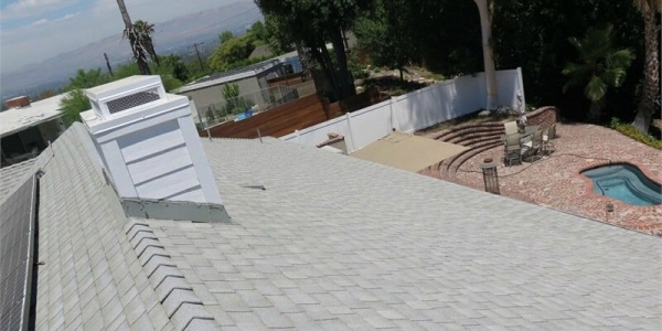 Cool roof installed by Solreliable in California
