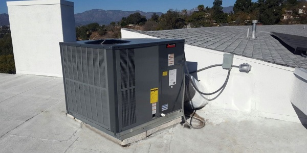 Hvac System installed by Sol Reliable in California