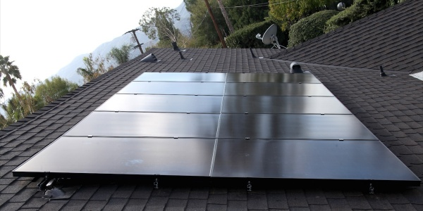 Solar pv system installed by Sol Reliable in California