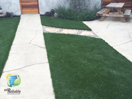 artificial grass, toluca lake, ca