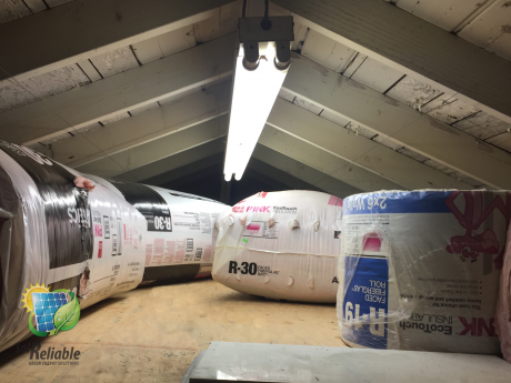 new insulation and ductwork, santa maria, ca
