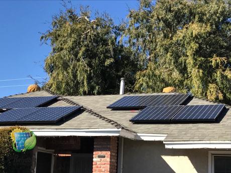 solar PV, garden grove, ca
