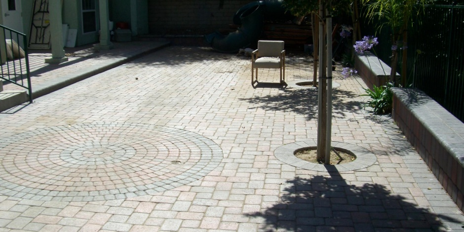 Sol Reliable Permeable Pavers CA