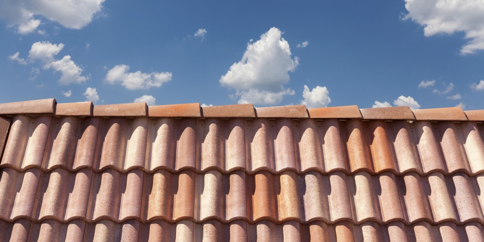 red clay tile roof solreliable COOL roofing