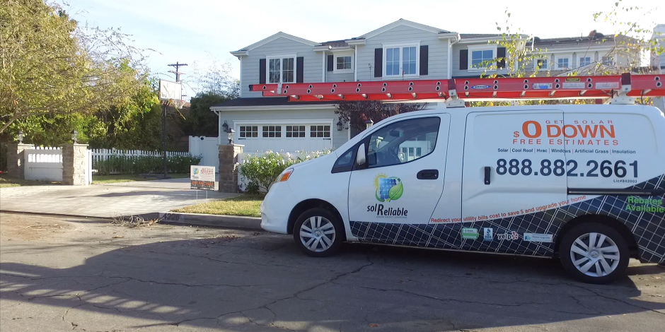 Free Energy Audit | SolReliable | Los Angeles & San Diego, CA