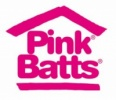 Pink Batts logo